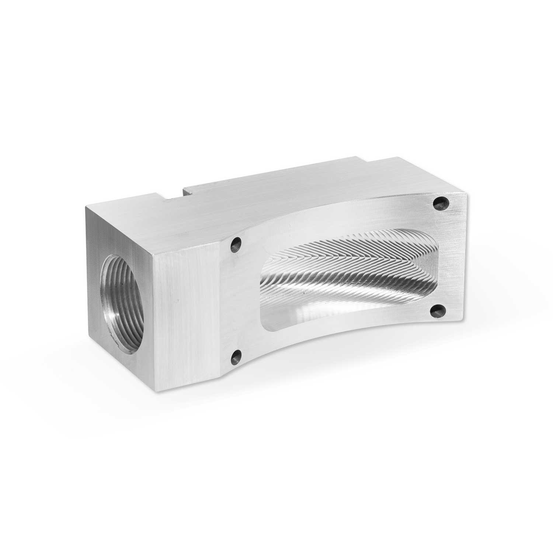 CNC Fräsen Hutterli AG CNC-Frästeil 4