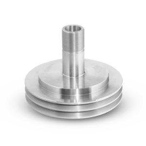 CNC Fräsen Hutterli AG CNC-Frästeil 8