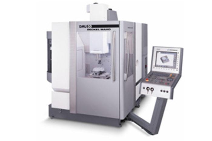 DMU-50-2004_ CNC Bearbeitung dank modernsten Maschinen