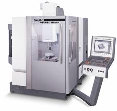 dmu50_ CNC Bearbeitung dank modernsten Maschinen