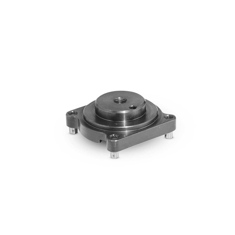 Hutterli AG - CNC-Fertigung Kernkompetenzen Veredeln 4